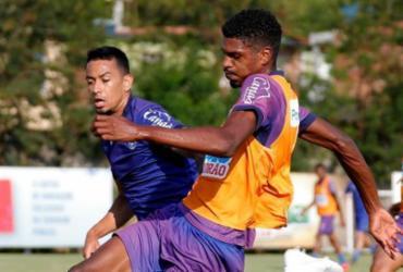 Reservas do Bahia perdem para sub-20 em jogo treino | Felipe Oliveira | EC Bahia
