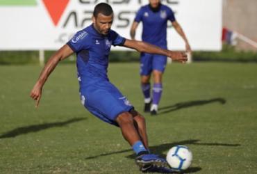 Recuperado de cirurgia, Ernando volta aos treinos no Bahia | Felipe Oliveira | EC Bahia