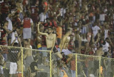 Vitória anuncia setor popular para jogos no Barradão | Adilton Venegeroles | Ag. A TARDE
