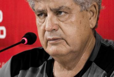 Geninho lamenta chances perdidas em derrota para o Londrina | Letícia Martins | EC Vitória
