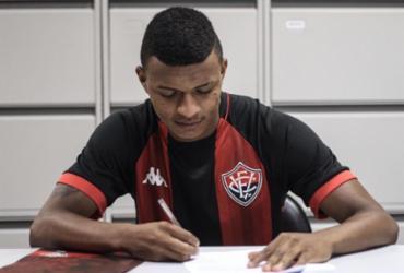 Depois de um mês, Negueba é regularizado e pode estrear pelo Vitória | Letícia Martins | EC Vitória