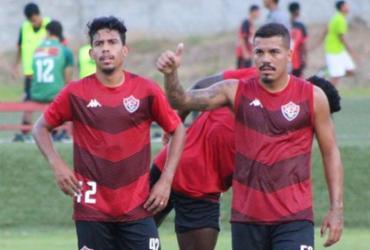 Com Carleto e Bocão, Vitória se reapresenta e mira volta ao Barradão | Letícia Martins | EC Vitória
