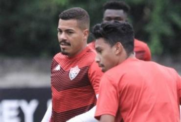 Vitória terá novidades para duelo com o Oeste | Letícia Martins | EC Vitória