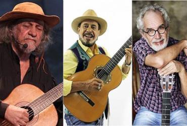 Show 'Encontro de Cantadores' realiza apresentação única em Salvador | Divulgação