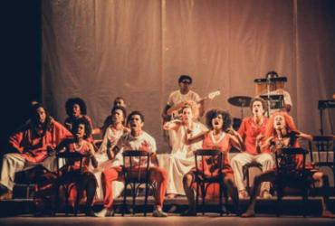 Espetáculo 'Erê' fica em cartaz até novembro no TCA | Divulgação