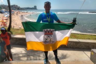 Atleta matense conquista 1º lugar em competição de corrida de rua