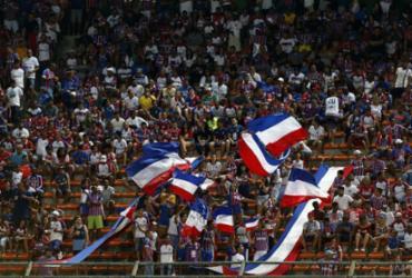 Casa cheia: ingressos para Bahia e Ceará estão esgotados | Felipe Oliveira | EC Bahia