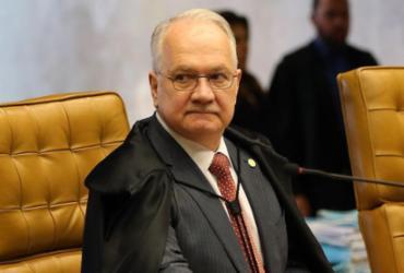 Relator da Lava Jato, Fachin vota por prisão após segunda instância | Antonio Cruz | Agência Brasil