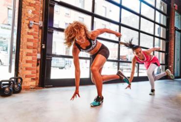Brasil tem potencial de crescimento no mercado fitness |