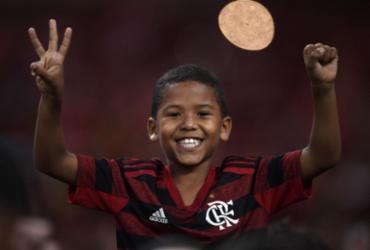 Veja imagens de Flamengo x Grêmio pela Libertadores |