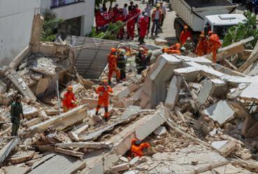 Sobe para 4 o número de mortos no desabamento do Edifício Andréa, em Fortaleza |