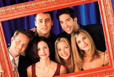Episódios de 'Friends' serão exibidos em cinemas | Divulgação | Warner