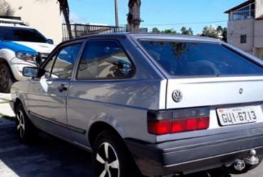 Motorista é preso com carro furtado em Eunápolis |