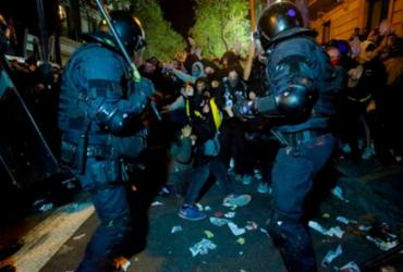 Barcelona x Real Madrid é adiado após manifestações na Catalunha | Divulgação | AFP