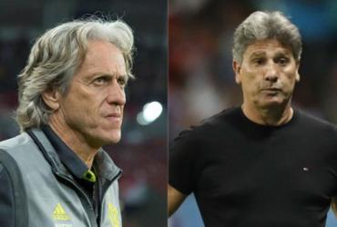 Com técnicos mais badalados, Fla e Grêmio decidem vaga na final da Libertadores |