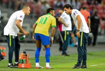 PSG confirma lesão muscular e Neymar vira desfalque por um mês |