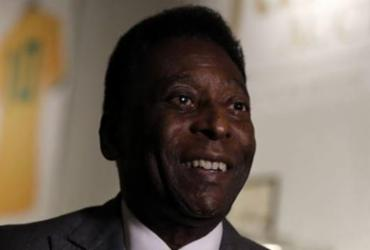 Pelé completa 79 anos com menos aparições públicas | Adrian Dennis | AFP