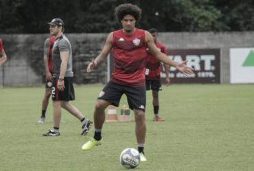 Vitória busca 1º ponto fora contra time paulista na Série B | Letícia Martins | EC Vitória