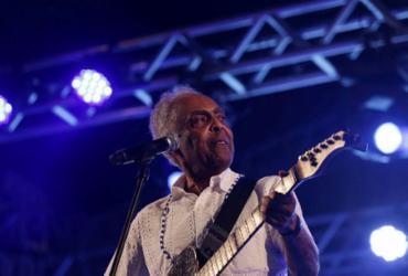 Gilberto Gil se apresenta na Concha Acústica do TCA em dezembro | Adilton Venegeroles | A TARDE