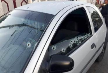 Homem é executado dentro de carro com mais de 20 tiros | Reprodução | Acorda Cidade