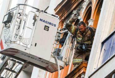 Morre 4º bombeiro que combateu incêndio em boate no Centro do Rio | Tomaz Silva | Agência Brasil
