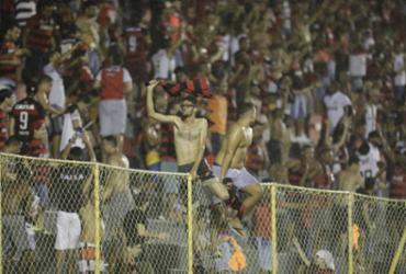 Vitória antecipa venda de ingressos para confronto com Figueirense | Adilton Venegeroles | Ag. A TARDE