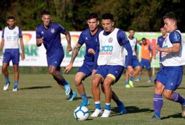 Com resultado ruins em casa, Bahia tenta voltar aos trilhos contra o Internacional | Felipe Oliveira | EC Bahia