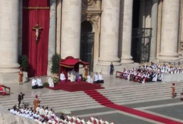 Igreja Católica oficializa canonização de Irmã Dulce | Cleidiana Ramos | Ag. A TARDE