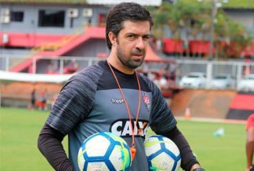 João Burse deixa o comando do sub-23 do Vitória e vai treinar o Cianorte | Maurícia da Matta | EC Vitória
