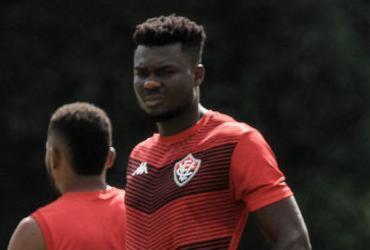 Caicedo e Lucas Cândido são dúvidas para enfrentar Ponte Preta | Letícia Martins | ECVitória
