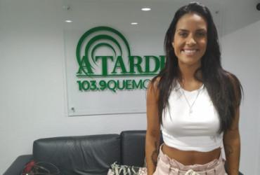 Cantora baiana Ju Moraes fala sobre novos projetos | Natália Figueiredo | Ag A TARDE