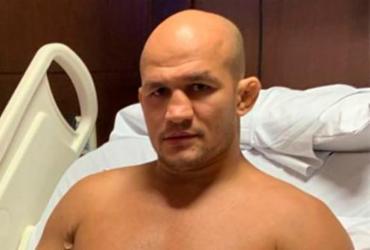 Fora do UFC na Rússia, Júnior Cigano é internado com bactéria na perna | Reprodução | Instagram