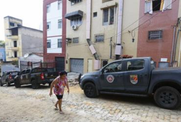 Sede da Aspra é alvo de operação do MP-BA | Rafael Martins | Ag. A TARDE