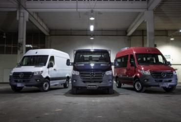 Nova Sprinter Força para manter a liderança da Mercedes | Divulgação