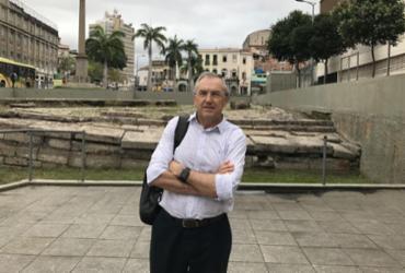 Laurentino Gomes lança na Bahia livro sobre a escravidão | Arquivo pessoal | Divulgação