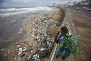 A Bahia começa a engatinhar no tratamento do lixo. Será que vai? | Raul Spinassé l Ag. A TARDE l 8.7.2019