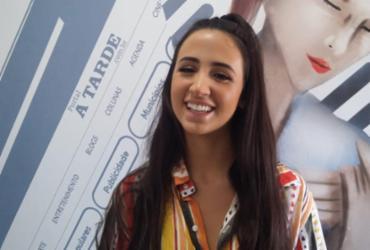 Com show autoral e surpresas, Mariana Nolasco se apresenta em Salvador nesta sexta | Shirley Stolze | Ag. A TARDE