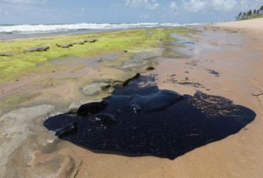 Efeitos das manchas de óleo preocupam   Adilton Venegeroles   Ag. A TARDE