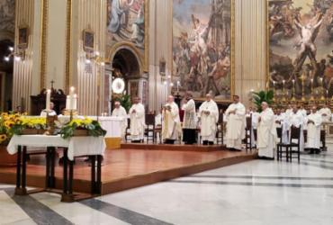 Dom Murilo Krieger realiza primeira missa em honra de Santa Dulce dos Pobres | Walmir Cirne | Ag. A TARDE