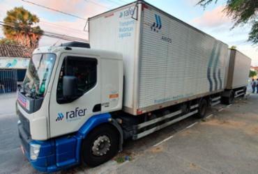 Carga avaliada em mais de R$ 600 mil é recuperada na Bahia | Divulgação | Polícia Civil