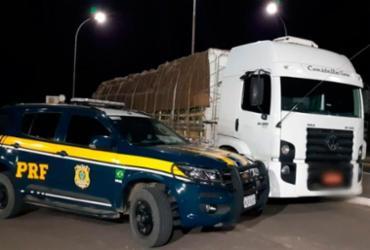 Caminhonete roubada e caminhão adulterado são recuperados na Bahia | Divulgação | PRF
