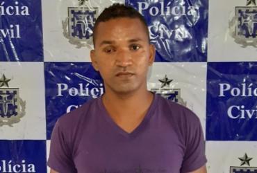 Suspeito de estuprar enteada é preso após vítima relatar crime na escola | Divulgação | Polícia Civil