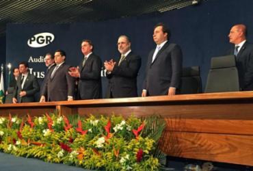 Rui Costa acompanha posse pública do novo Procurador Geral da República