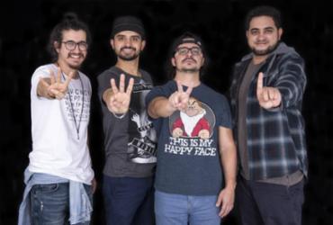 Grupo 4 Amigos realiza espetáculo na Concha Acústica do TCA | Divulgação
