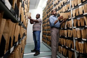 Acervo preserva a memória da Bahia há 107 anos | Joá Souza l Ag. A TARDE