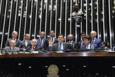 Senado aprova texto-base da reforma da Previdência em segundo turno | Roque de Sá l Agência Senado