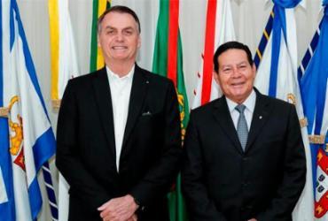 Anatel autoriza bloqueio de sinal de celular em áreas onde estiverem Bolsonaro ou Mourão | Alan Santos | Divulgação