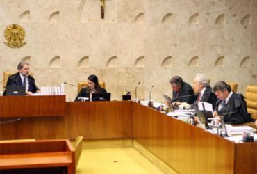 Toffoli diz que julgamento sobre prisão em 2ª instância não termina nesta quinta | Nelson Jr. | SCO | STF