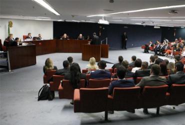 STF forma maioria para condenar Geddel e Lúcio por bunker de R$ 51 mi | Nelson Jr. | SCO | STF