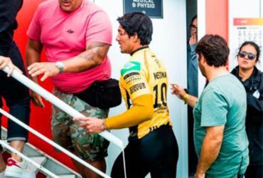 Medina é eliminado em Portugal e esquenta briga pelo título do Circuito Mundial | Divulgação | WSL